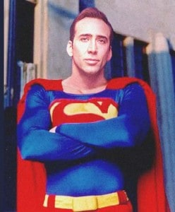 The Heist of Nicolas Cage's Action Comics #1 To Become A Film