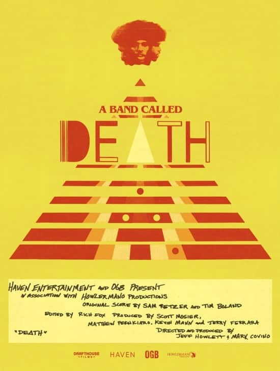 Mondo Releases 'A Band Called Death' Poster