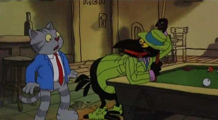 Grindhouse Weekly Fritz The Cat 1972 Film Pulse