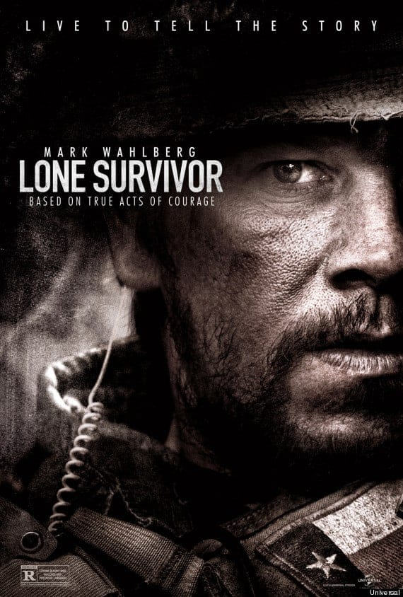 lone survivor trailer and poster