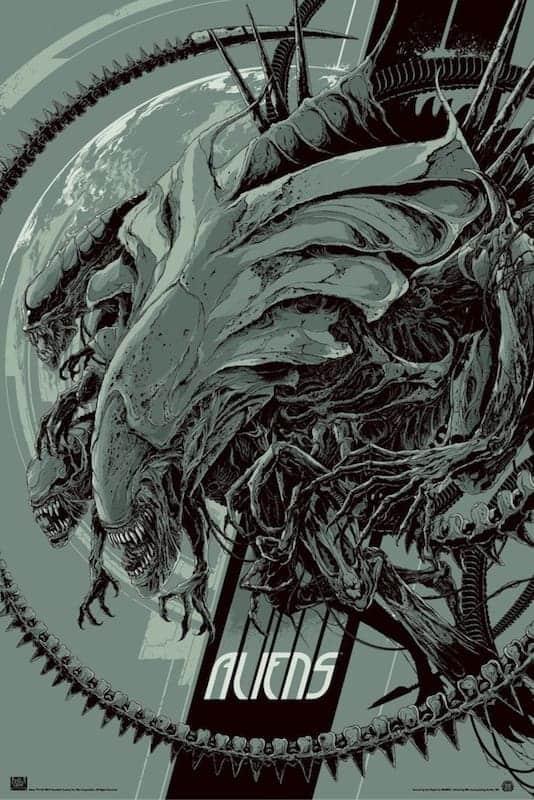 mondo aliens predator variant