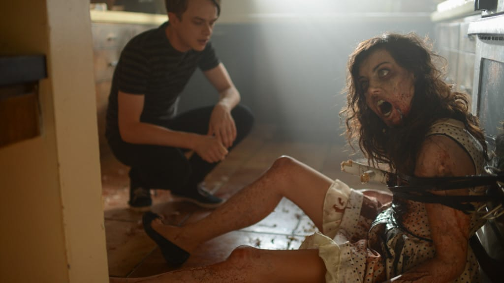 LIFE AFTER BETH Trailer Starring Aubrey Plaza and Dane DeHaan