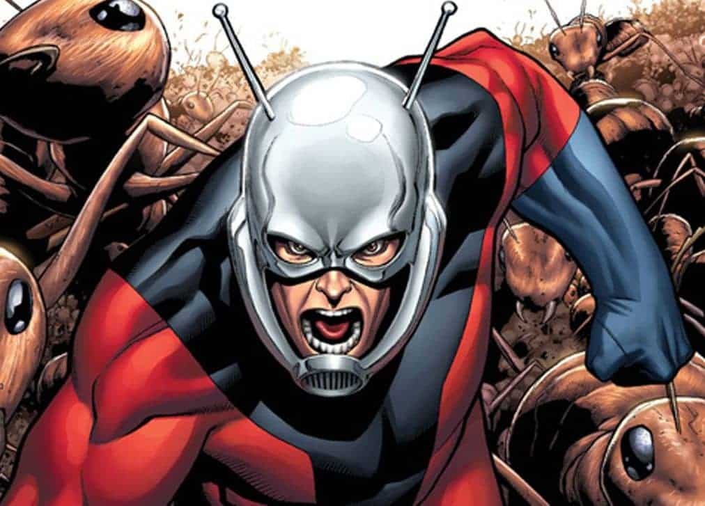 Marvel's ANT-MAN Begins Production Reveals New Cast Members