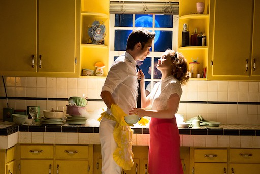 Justin Chatwin and Jane Levy in BANG BANG BABY