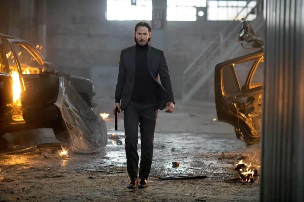 JOHN WICK Trailer Starring Keanu Reeves