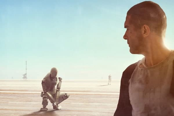 AUTOMATA Trailer Starring Antonio Banderas 1