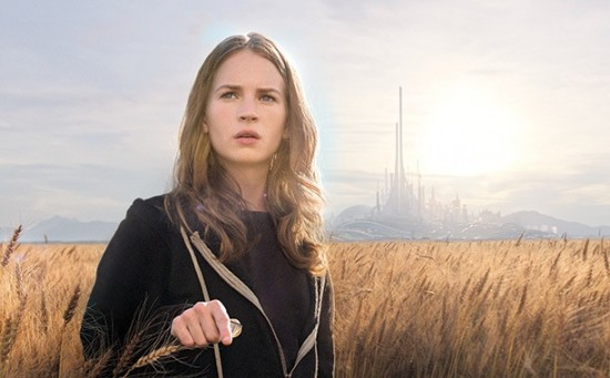 Disney's TOMORROWLAND Gets a New Trailer
