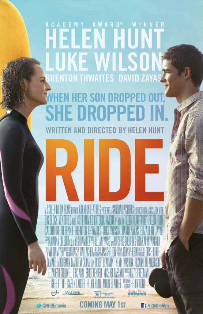 Ride Theatrical Poster FINAL