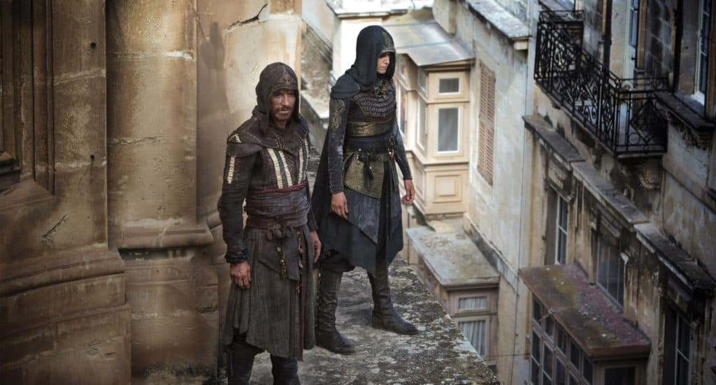 ASSASSIN'S CREED Review 3