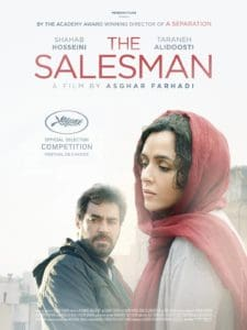 THE SALESMAN Review 1