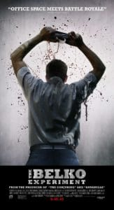 THE BELKO EXPERIMENT Review 1