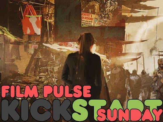 Kickstart Sunday: BIOPUNK 1