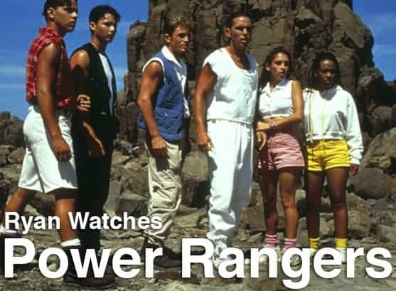 Podcast: Ryan Watches a Movie 236 - MIGHTY MORPHIN POWER RANGERS: THE MOVIE 1