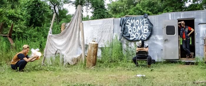 Short Film: SMOKE BOMB BOYS 1