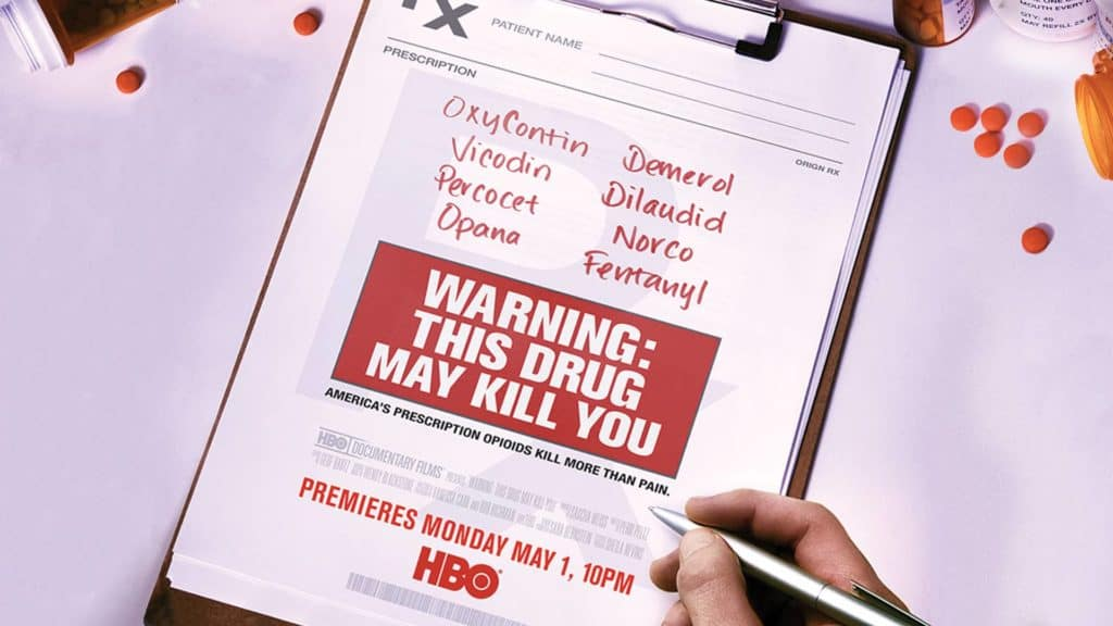 HBO Drug Doc WARNING: THIS DRUG MAY KILL YOU Available for Free 1
