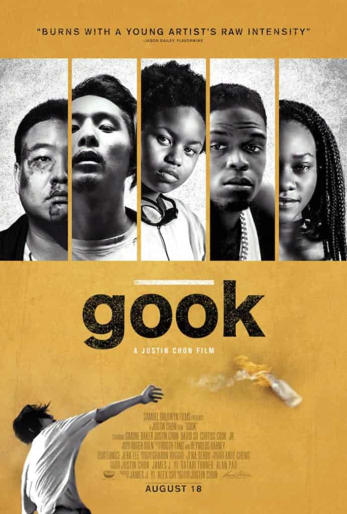 Justin Chon's GOOK Gets a Trailer 1