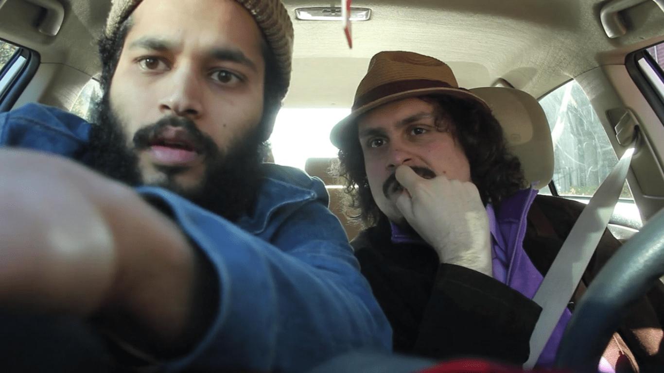 UNSUNG INDIES: Ahmed Khawaja and Andre Puca's AP & AK 4