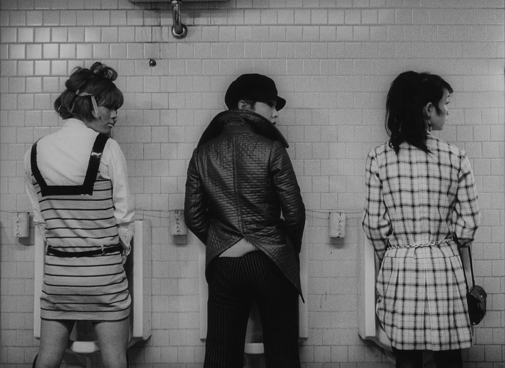 FUNERAL PARADE OF ROSES Review 1