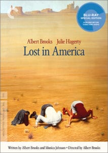 LOST IN AMERICA Criterion Blu-ray Review 1