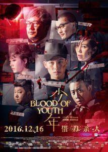 NYAFF 2017: BLOOD OF YOUTH Review 1