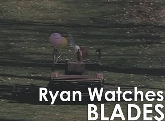 Podcast: Ryan Watches a Movie 254 - BLADES (1989) 1