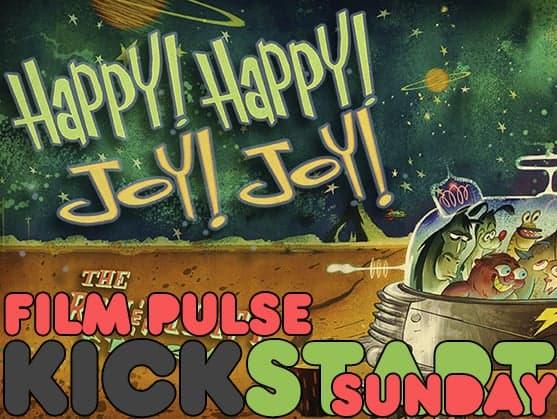 Kickstart Sunday: HAPPY HAPPY, JOY JOY - THE REN AND STIMPY STORY 1