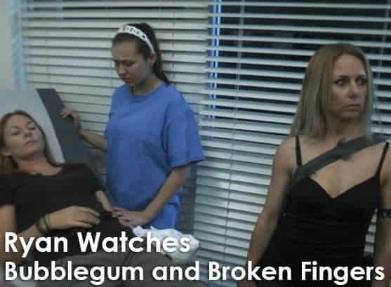Podcast: Ryan Watches a Movie 260 - BUBBLEGUM AND BROKEN FINGERS 1