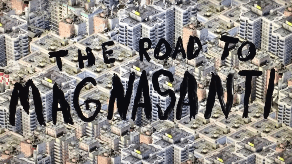 Short Film: John Wilson's THE ROAD TO MAGNASANTI 1