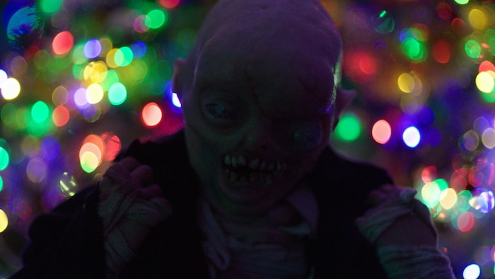 RED CHRISTMAS Blu-Ray Review 3