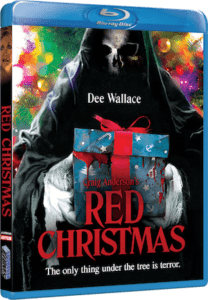 RED CHRISTMAS Blu-Ray Review 1