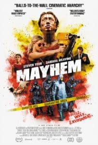 MAYHEM Review 1