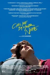 CALL ME BY YOUR NAME Review 1