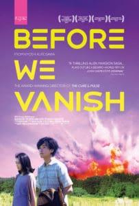 BEFORE WE VANISH Review 1