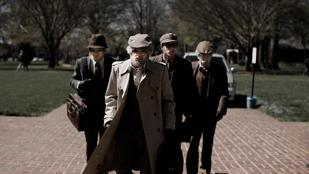AMERICAN ANIMALS Review 2