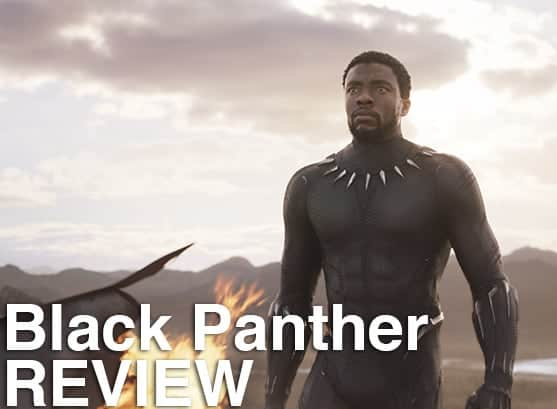 Podcast: Episode 280 - BLACK PANTHER 1