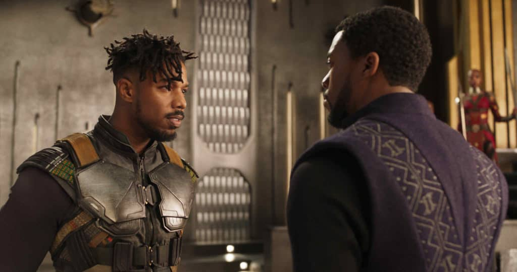 BLACK PANTHER Review 3