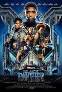 BLACK PANTHER Review 1