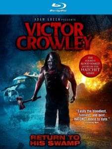 VICTOR CROWLEY Blu-ray Review 1