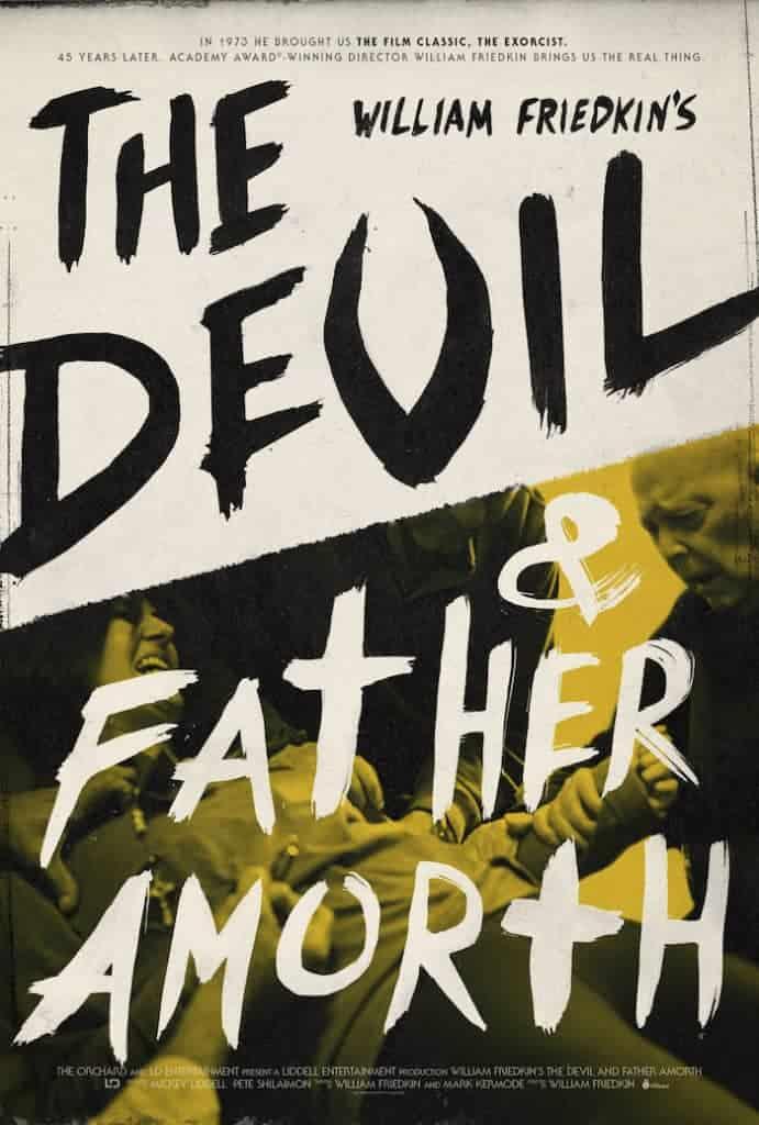 William Friedkin's THE DEVIL AND FATHER AMORTH Trailer 1