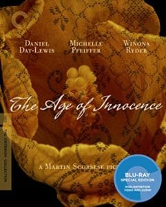 THE AGE OF INNOCENCE Criterion Blu-ray Review 1