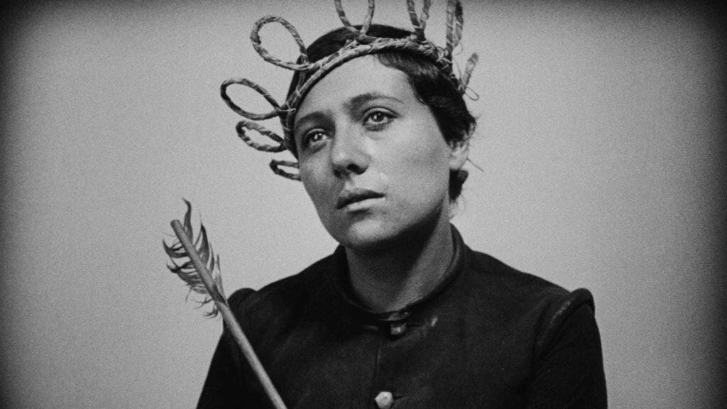 THE PASSION OF JOAN OF ARC Criterion Blu-ray Review 3