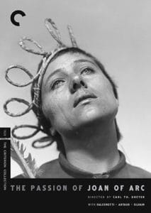 THE PASSION OF JOAN OF ARC Criterion Blu-ray Review 1
