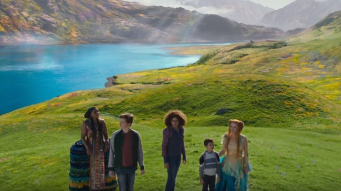 A WRINKLE IN TIME Review 2