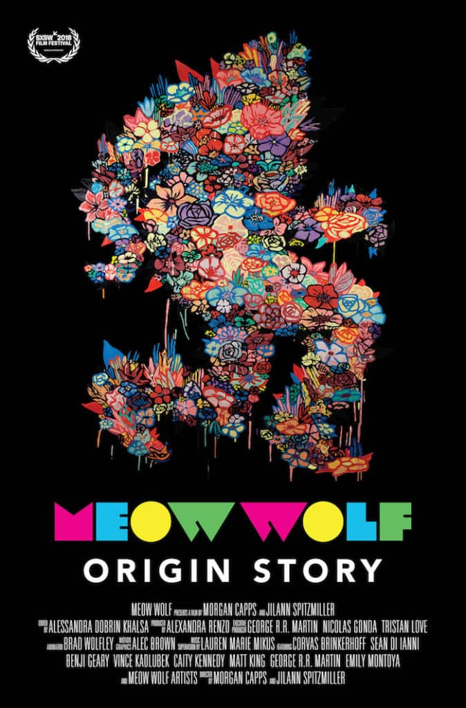 SXSW 2018: Documentary MEOW WOLF: ORIGIN STORY Gets a Trailer and Poster 1