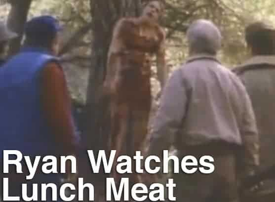 Podcast: Ryan Watches a Movie 268 - LUNCH MEAT (1987) 1