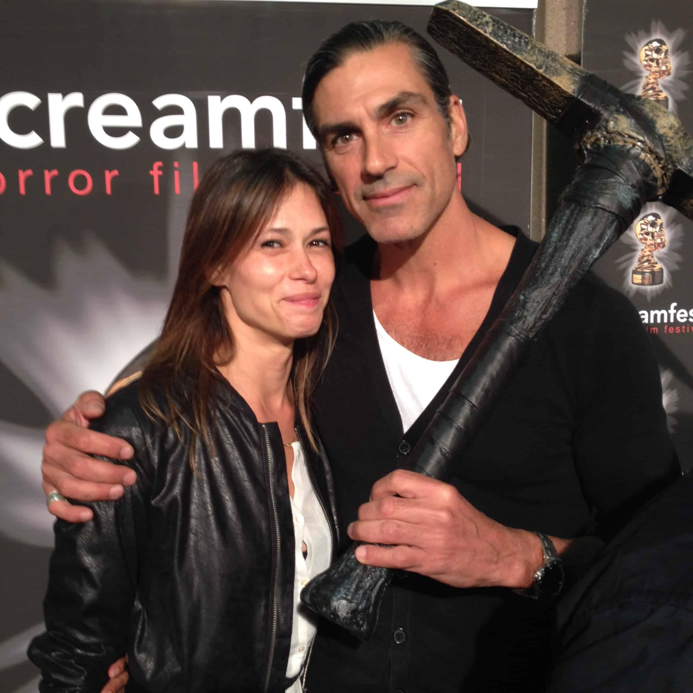 Angela Gots screamfest 2013: black carpet premiere photos | film pulse