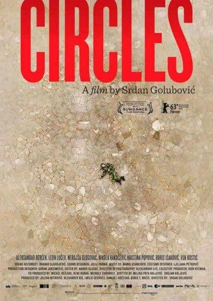 Krugovi Circles (Srdan Golubovic, 2013) poster
