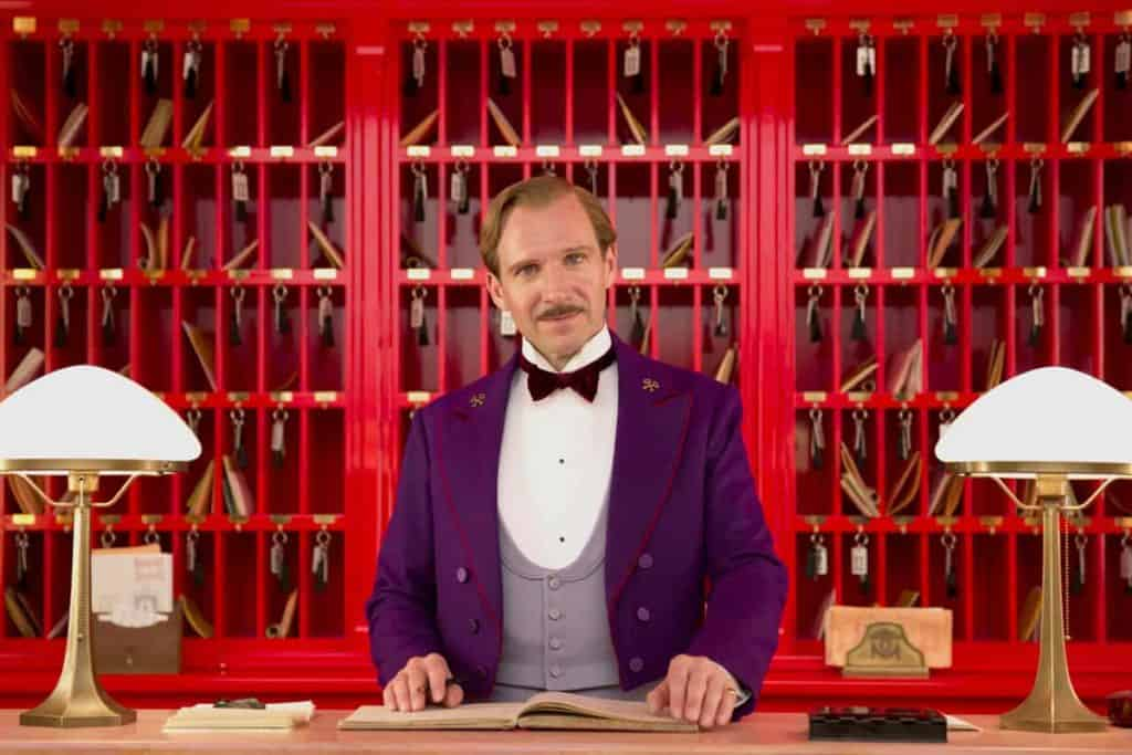 Win THE GRAND BUDAPEST HOTEL on Criterion Collection Blu-ray 1