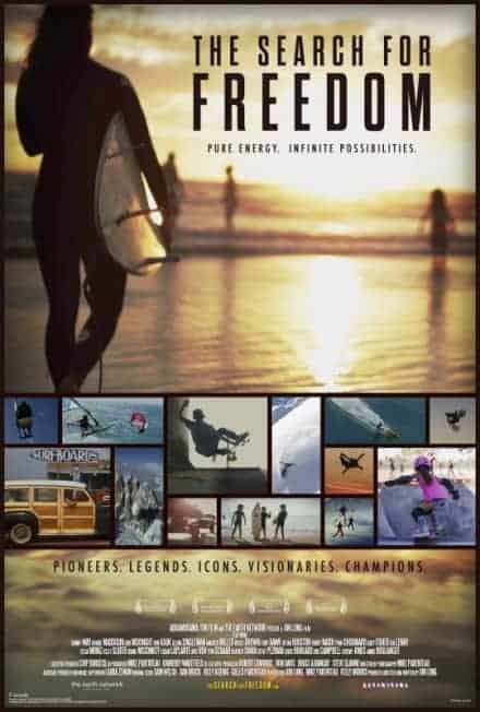 Search For Freedom Poster