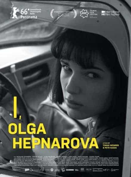 I Olga Hepnarova Poster